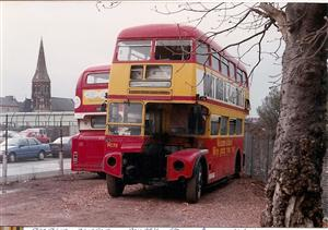 0, Routemaster 5RM 267 CLT